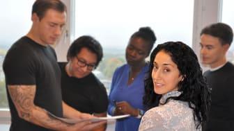 Byggmästargruppen startar kvinnligt nätverk, EFFEKT. Ansvarig för nätverket är Nathalie Rocha Flores, projekteringsledare på BMG
