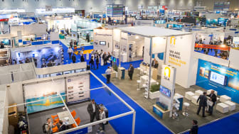 Ocean ICT Expo adds communications and data twist to Oceanology International's established marine science and ocean technology remit (OI London 2016 pictured)