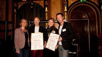 Sveriges Marknadsförbund korar Årets marknadsförare & Årets marknadsförening 2011