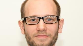 Sebastian Ånelöv, rektor på Realgymnasiet i Nyköping
