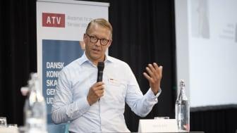 Formand for Erhvervsfremmebestyrelsen, Jakob Riis.