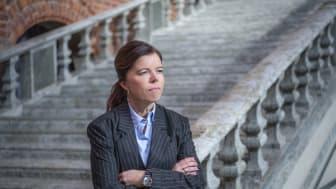Skolborgarrådet Isabel Smedberg-Palmqvist (L) vill ge gymnasieeleverna fler chanser att nå betygen de eftersträvat. Foto: Kate Gabor