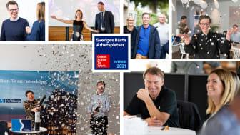 Wihlborgs är en av Sveriges bästa arbetsplatser för fjärde året i rad