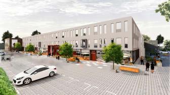 Curahill förvärvar Familjens hus i Anderslöv