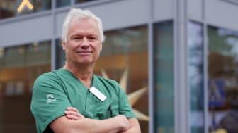 Peter Siesjö, överläkare och adjungerad professor vid neurokirurgiska kliniken i Lund