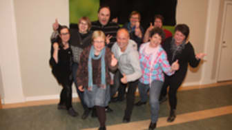 Sveriges bästa demensteam finns i Tibro!