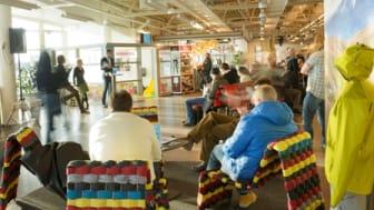 Ansiktslyftning på Åre Östersund Airport