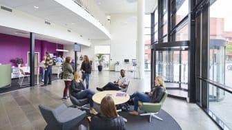 Antalet ansökningar till Jönköping University ökar