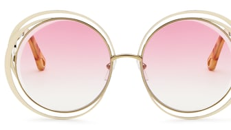 """Chloé introduces a striking new version of the iconic """"Carlina"""" sunglasses"""