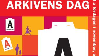 Arkivens dag - öppet hus på Malmö stadsarkiv den 10 nov kl 10-15