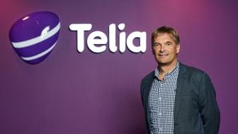Historisk sterkt tredje kvartal for Telia Norge