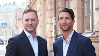 Magnus Johansson, expert på offentlig upphandling och konkurrens, och Mosa Alasaly, näringspolitisk expert.