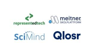 Fyra nya medlemmar i branschorganisationen Swedish Edtech Industry