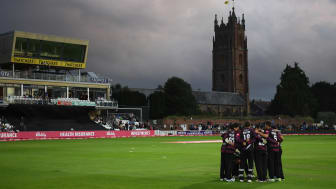 BBC Somerset's Charlie Taylor highlighted a strong year for domestic cricket journalism in the county