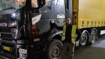Fra lagermedarbejder til lastbilchauffør