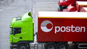 Godt halvår for Posten Norge