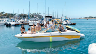 Boat rental platform GetMyBoat has seen a huge surge in demand