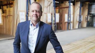 Bygma Gruppens adm. direktør Peter H. Christiansen er meget tilfreds med årets resultat i den familieejede koncern, der fortsat er gearet til vækst