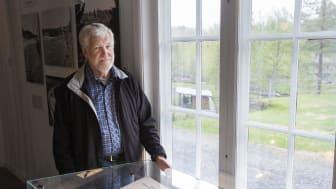 Umeå Energi visar kunglig medalj med dramatisk historia