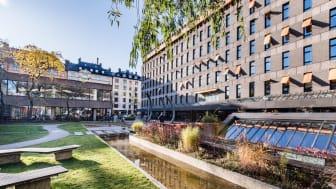 Kungsholmens nästa destination på Fleminggatan 20. Foto: Catarina Harling