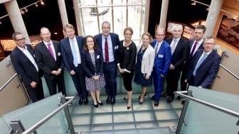 22. Deutsch Norwegisches Energieforum:  Erdgas, erneuerbare Energien, Wasserstoff und CO2-Speicherung – der Mix macht´s
