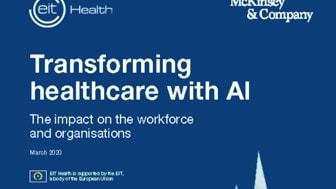 AI's potential i sjukvården – avgörande att investera i sjukvårdspersonalen