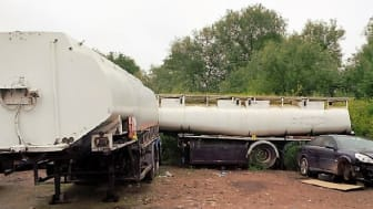 Lon 11 17 Tanks used to store laundered fuel