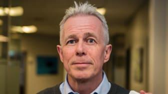 Arne Voll, kommunikasjonssjef i Gjensidige - Sjekk røykvarsleren i vinterferien