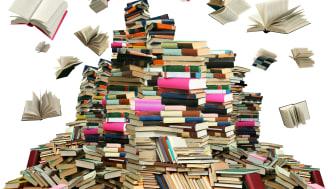 Nå kan leselystne nordmenn handle bøker på Komplett.