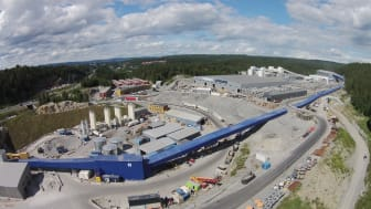 Multiconsult skal bistå Bane NOR i tilbakeføring av anleggsområdet på Åsland i Oslo til rekreasjons- og friområde   Foto: Bane NOR
