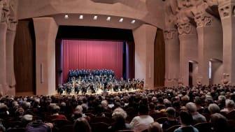 Archivbild 2018 Sinfonieorchester Basel Goetheanum _ by Benno Hunziker