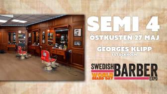 Årets barberare 2018 - semifinal Östkusten