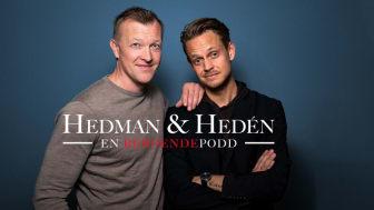 Magnus Hedman och Nemo Hedén i ny podd om beroende