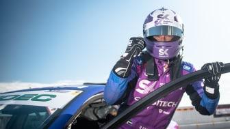 Robert Dahlgren, CUPRA Dealer Team - PWR Racing. Foto: Anders Helgesson