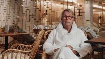 Arkitekt Per Öberg berättar om VANA spa och gym