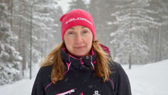 Nina Lintzén, snöforskare