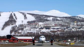 Hemavans flygplats