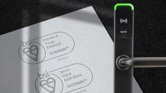 SALTO XS4 One IoT Kitemark ™
