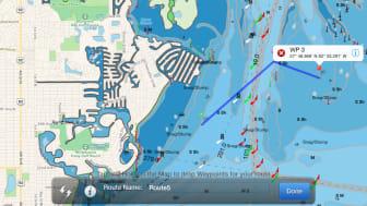 NavLink US iPad app gets even better charting