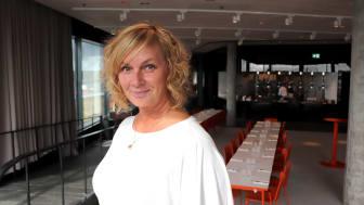 Annica Wållberg, hotelldirektör och övergripande ansvarig på Blå Huset.