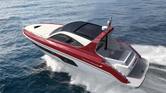 Exterior image of the Yanmar X47 Express Cruiser