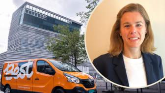 Best Transport fortsätter sin satsning i Norge och stärker nu upp den norska organisationen likväl som bolagets management team genom att tillsätta Gunilla Hansson som ny vd för Best Transport i Norge.
