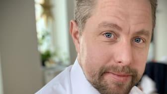 Johan Gustafsson, General Manager division Mining, Zeppelin Sverige AB