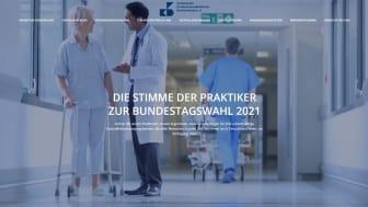 Die Stimme der Praktiker zur Bundestagswahl 2021