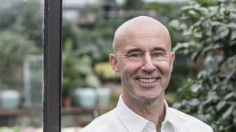 Mark Levengood tycker om ormbunkar
