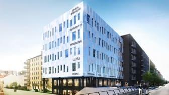 Lunds parkeringsbolag flyttar in i Sockerbiten
