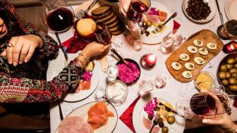 För 3 av 4 är alkohol inte viktigt på jobbets julbord.