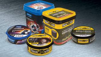 Uudet ja paremmat pakkaukset katkaisulaikoille