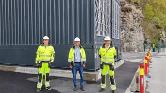 Project Management at DC1-Stavanger