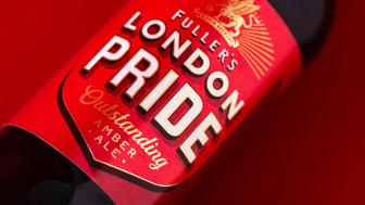 Nu finns London Pride och ESB från Fuller's åter i lager